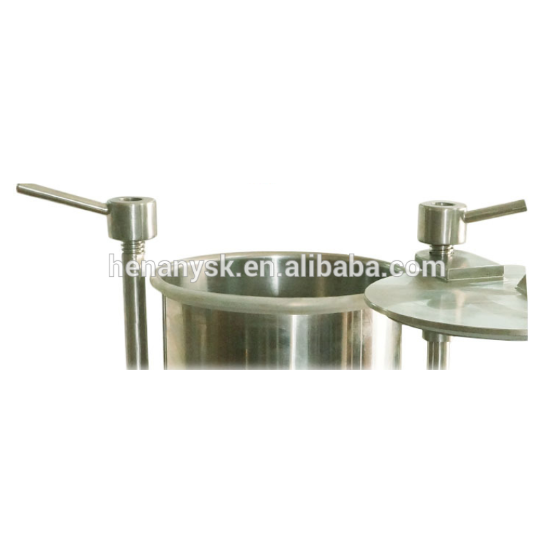 SF350 Hydraulic Commercial Sausage Filling Machine Enema Machine Sausage Stuffing Machinery