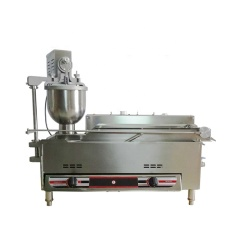 Electrical Integration Fully Automatic Doughnut Forming Machine Donut Maker Machine