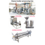 Sesame Peanut Butter Colloid mill Machine Production Processing Line Food Sales