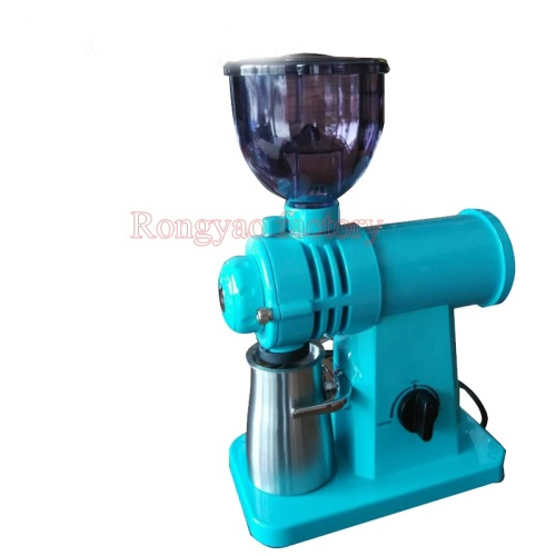 Grinding Machine Coffee Grinder Sieve Powder Feeder 4-Color Spot Strong Torque Grainy Uniform