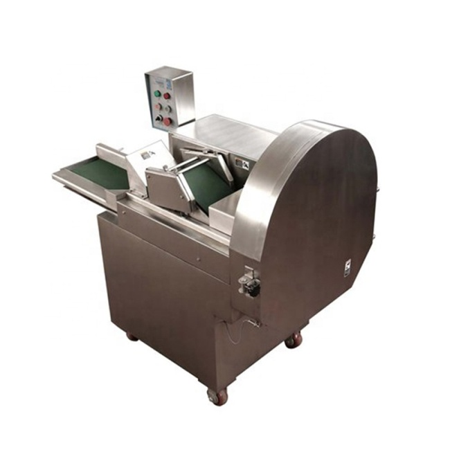 IS-QC3500 Stainless Steel High-Efficiency Energy-Saving Commercial Vegetable Cutter Machine Dice