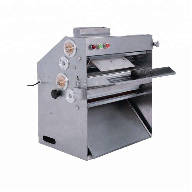 0-6cm Adjustable Pizza Dough Rolling Sheeter Dough Sheeter Machine Pastry Pressing Machine