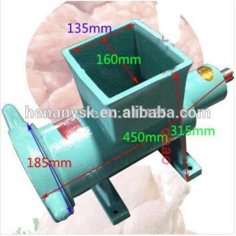 52 Commercial Meat Grinder Chicken Bone Fish Bone Grinder Machine Pork Beef Grinding Machine (With Motor)