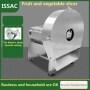 3139AL Chipper Manual Electric Vegetable Potato Lemon Fruit Slicer Stainless Steel Household Cutting Machine Commercial