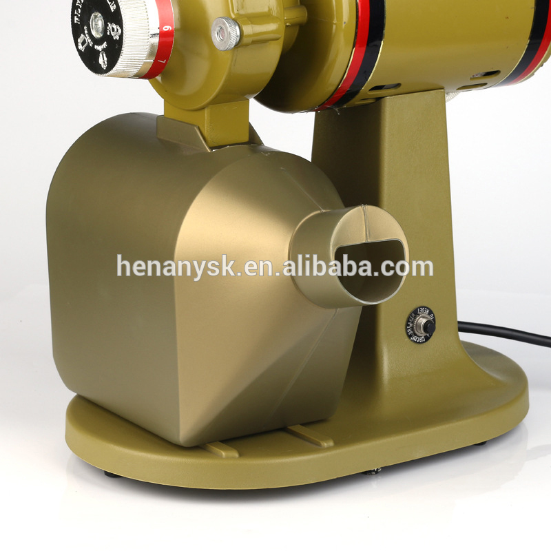 250g/min Commercial Electric Coffee Grinder Italian Semi Automatic Coffee Grinding Machine