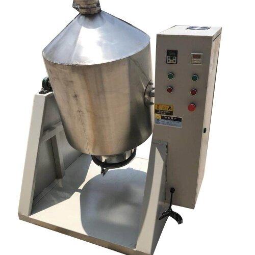 30kg / Time Stand Powder Mixer Machine Capsules Food Powder Flour Granule Mixer