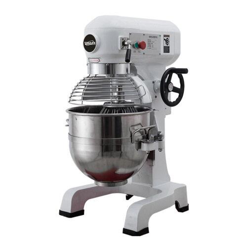 10 20 30 40L Flour Dough Mixer Kneading Machine Egg Beater Milk Shake Whipping Baking Machine Equipment Blender Agitator