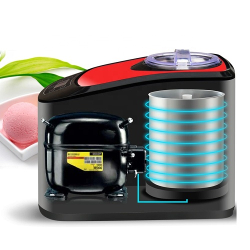 Home Use Hard / Soft Ice Cream Making Maker Machine Icecream Blender Machine