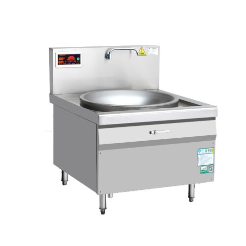 CH-15DC 2018 Popular High Quality Commercial National Induction Wok Cooker Induction Cooking Machine for Sale Restaurant