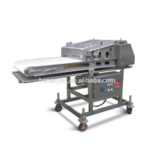 Automatic Chicken Breast Flattening Meat Pie Dough Press Making Beef Steak Maker Machine Equipment
