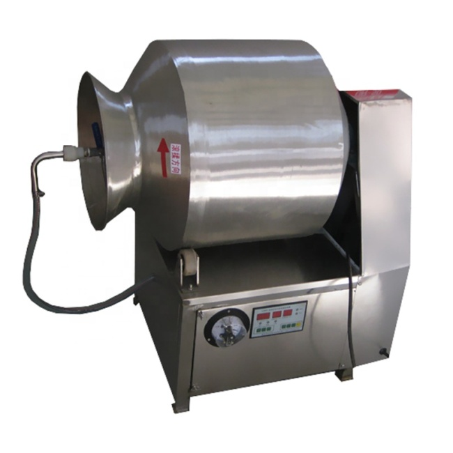 Stainless Steel Body Commercial Vacuum Bloating Machine With Imported Motor Time Adjustable