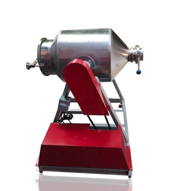 30kg Durable Dry Mixer Machine Pharmaceutical Powder Mixer Machine