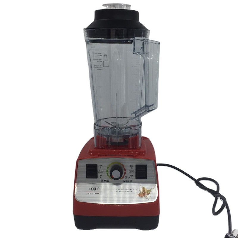 BL-91 Blender 2020 Top Kitchen multi-purpose Food Mixing Machine Blending machinery for kitchen use