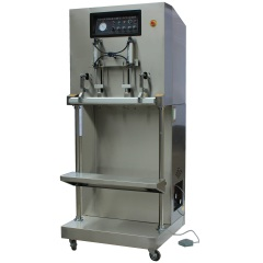 Vertical External Big Bag Vacuum Pneumatic Sealing Inflatable Packaging Machine