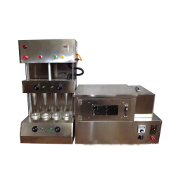Cream Price Dough Roll Frozen Maker Yarn Winding Icecream Sugar Ice Cone Rolling Pizza Making Machine For Restaurant