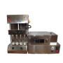 Cream Price Dough Roll Frozen Maker Yarn Winding Icecream Sugar Ice Cone Rolling Pizza Making Machine For Restaurant