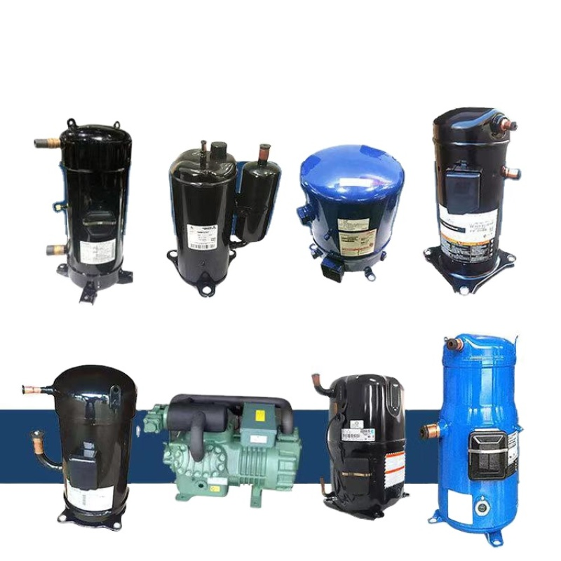R404A Refrigeration Emerson Valley Wheel Inverter Compressor Various Models of Brands Best quality 1-3 year warranty