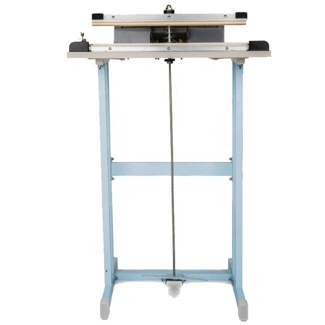 Manual Pedal Type Sealing Sealer Cutter Function on Sale