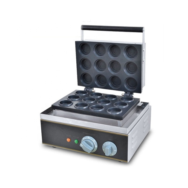12 Holes Taiwan Red Bean Cup Cake Electric 110v Obanyaki Maker Cake Making Machine