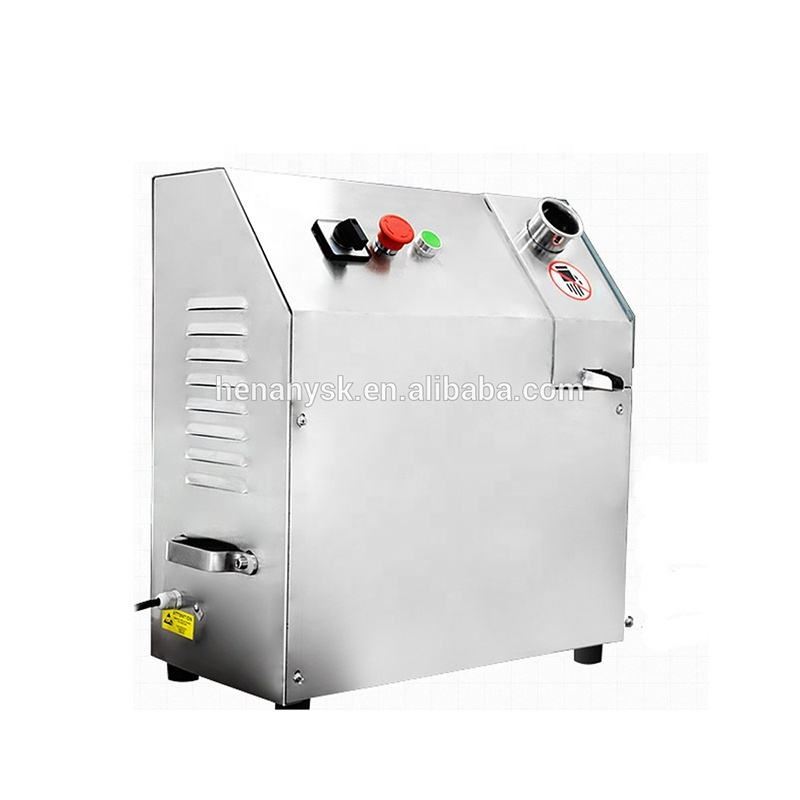 L100A 3 Roller Automatic Mill Extractor Crusher, Mini Sugar Cane Juicer Mill