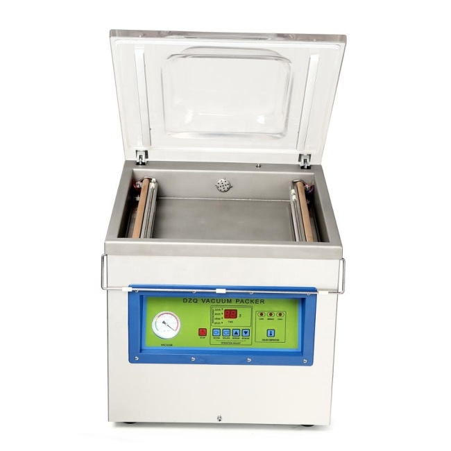 Desktop Vacuum Packing Sealer Tea Bag Box Packing Machine