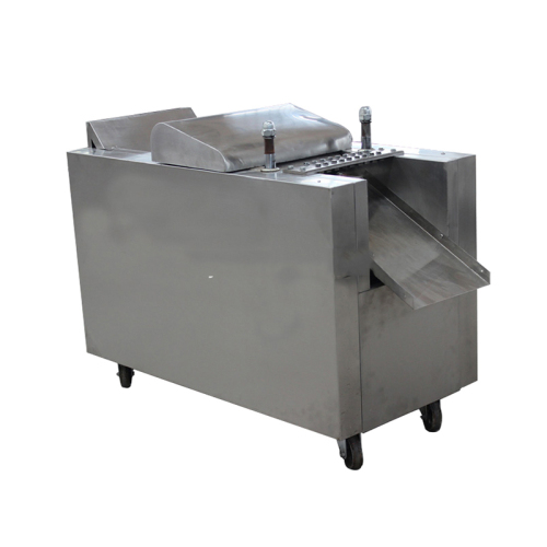 IS-DKQK-6000 Easy Operate Meat Dicing/Cutting Machine or Meat Dicer Frozen/ Fresh Lamb 15-60mm Adjustable
