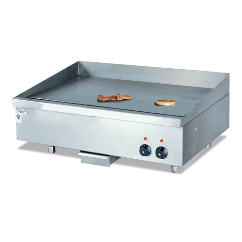 Electric Grill Machine Electric Flat Griddle Hot Plate For Buffet