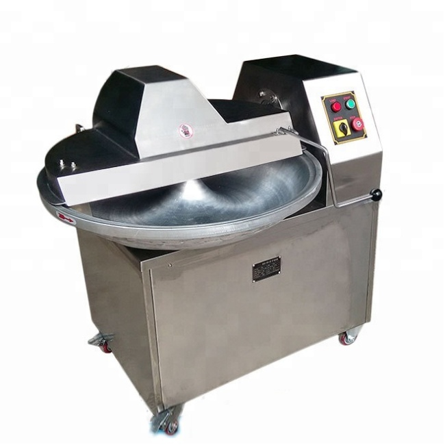 2019 New Style Small Vegetable Cutter Hand Operated Meat Bowl Cutter Machine
