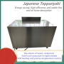 Japanese Teppanyaki Grill Plate Restaurant Night Market Stalls Electrothermal Electromagnetic Gas Commercial Kitchen Equipment