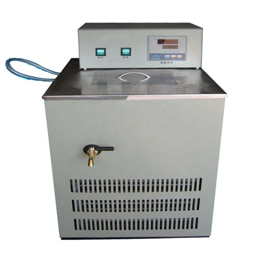 Low Temperature Circulating Water Thermostatic Tank Temperature Test  Laboratory Use Heating Cool Cycle Water