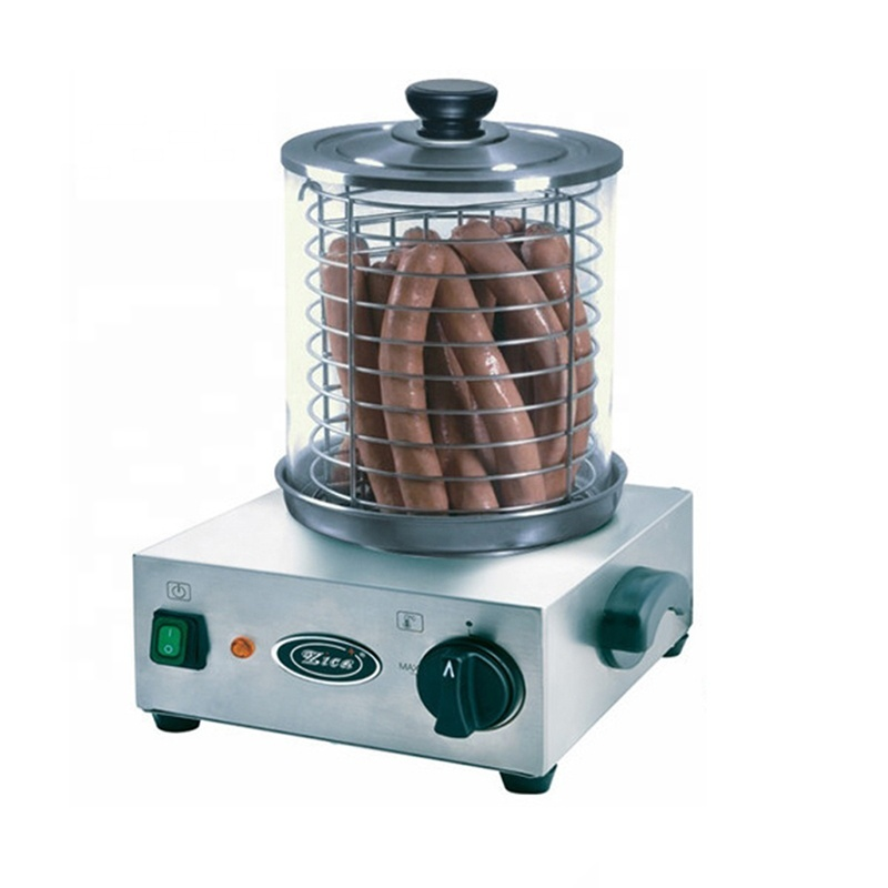 Household Hot Dog Meals Cooker Multifunctional Bread Baking Machine Nutritional Breakfast Machine for Sausage