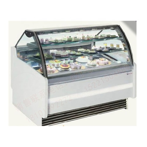 IS-1000 2017 Durable Ice Cream Motorcycle Dessert Used Display Case for Sale
