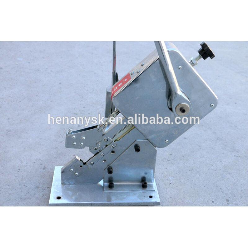 Stainless Steel Manual U-shape U50 Sausage Clipper Clipping Maker Machine Bag Sealer