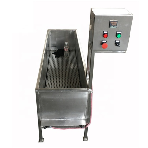 Stainless Steel Water Meat ball Forming Machine Boiling Tank Meat Dumplings Fish Ball Steam Cooking Boiler Tank Sink