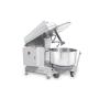 120kg Dough /Time 2 Speed Tilting Spiral Flour Dough Mixer