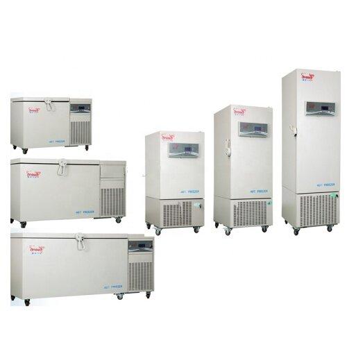 CE Certified -10~-40 Degree Deep Freezer Chest Freezer Laboratory Refrigerator Freezer