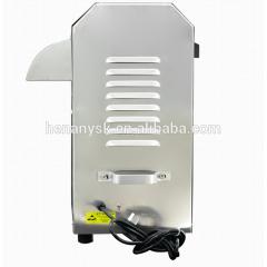 Exprimidor manual eléctrico de la trituradora de la caña de azúcar del extractor de la caña de azúcar de L100B 4