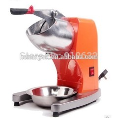 Double Knife Household Commercial ss Electric Ice Block Crusher Machine