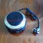 RY-Yq-105 Convenient Wholesale 500W Mini Coffee Stove Mocha Pot Furnace Domestic Electric Heating Tea/Coffee/Soup
