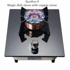 Wholesale Household Portable Single Gas Stove Table Embedded Ng Lpg Energy Saving Butane Range Thermocouple Infrared Cooker
