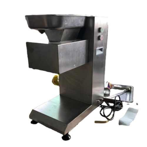 Free Shipping 3mm -30mm Kitchen Stainless Steel Cube Meat cutter slicer Cutting Mincer Kitchen Processing Machine