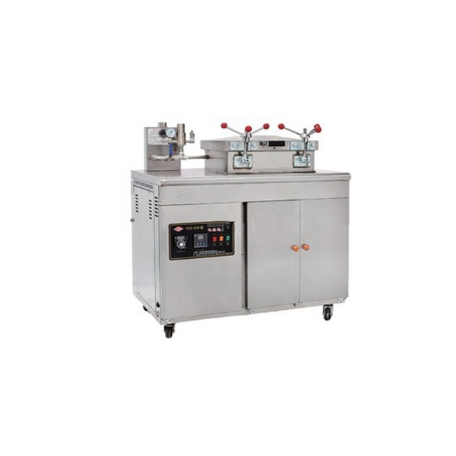 Factory Wholesale Fried Chicken Equipment Fried Chicken Display Fried Chicken Containers with Cheap Price
