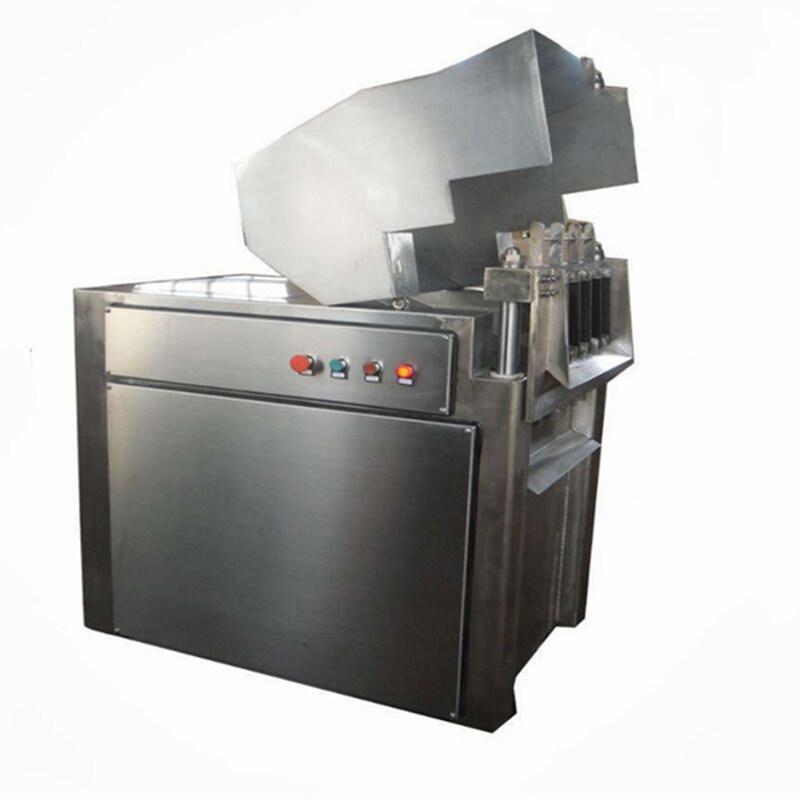 Frozen Meat Cutter Diced Pork Machine Frozen Meat Cutter Frozen Beef Cutter Machine