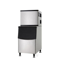 455KG/Day SK-1000P Ice Cube Maker Food-Grade Cuber Ice Making Machine for Bars Ice Drinks