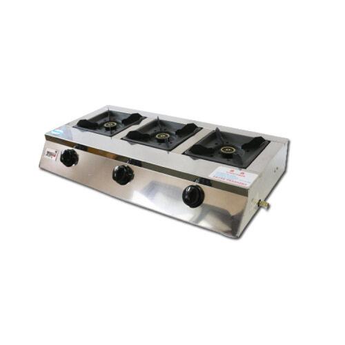 3 4 6 8 Burners Gas Range Commercial And Household New Blue Fire Multi Burner Gas Stove Desktop Cooker