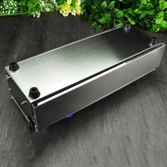 Manual Stainless Steel Plastic Food Cling Film Wrapping Sealing Home Supermarket Food Fruit Vegetable Packing Wrapper Machine