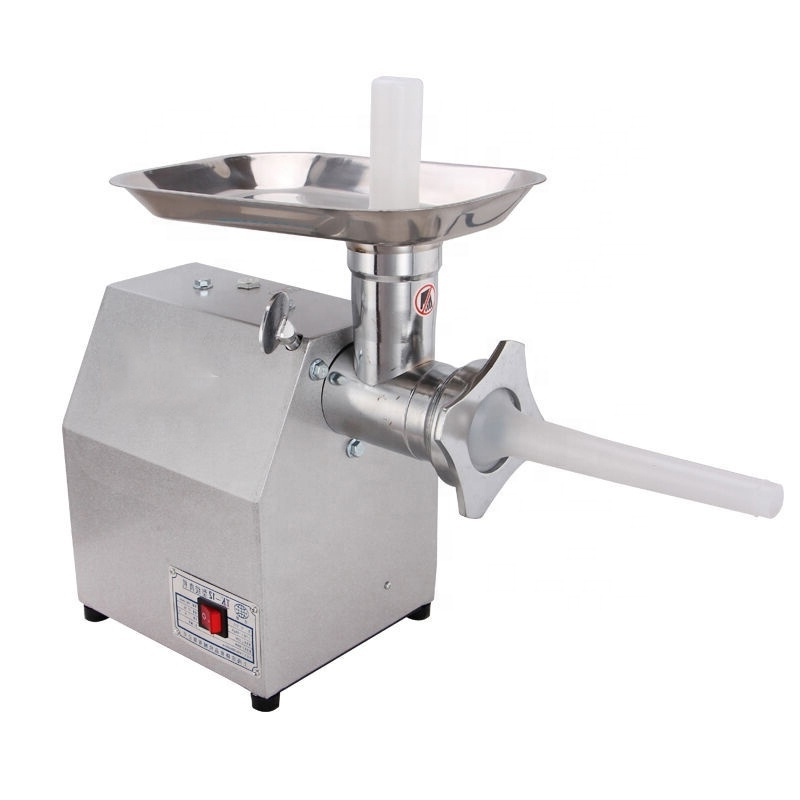 Stainless Steel Meat Grinder & Slicing Machine Meat Processing Equipment for Kitchen and Restaurant