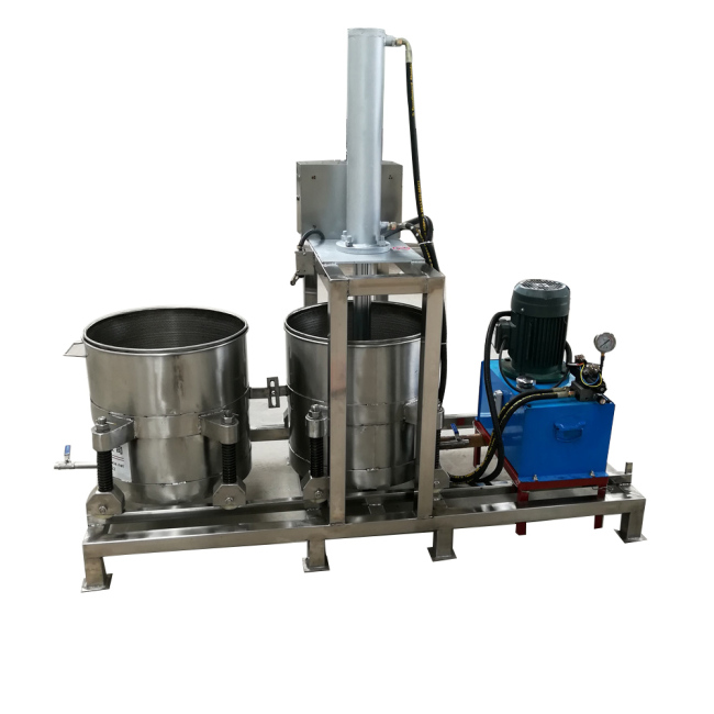 Hydraulic Stainless Steel Grape Hand Hydraulic Juicer Machine Jack Juice Crusher Grape / Wine Juice Presser Squeezer Sale