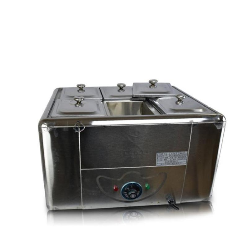 1000W Catering Wet & Dry Heat Food Warmer Gastronorm Pan Electric Bain Marie
