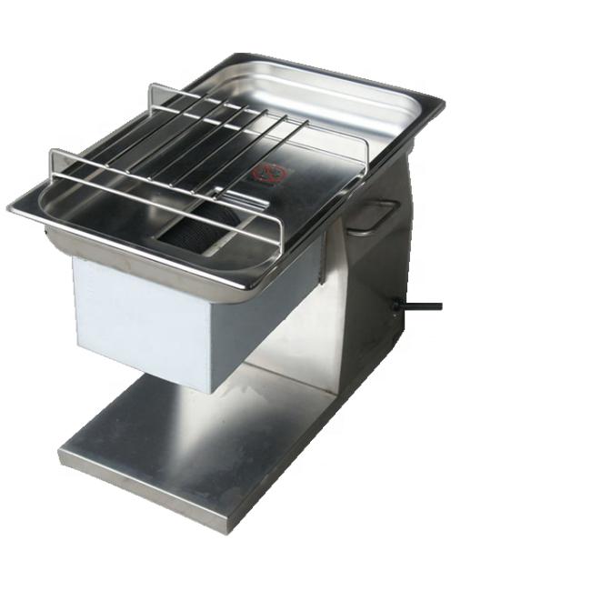 TQ250 2017 Stainless Steel Meat Pork Lamb Slicer Slicing Machine